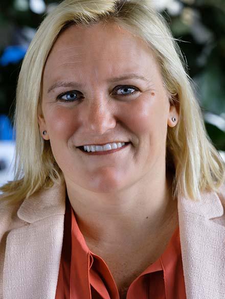Marilyn Daly <br> VP, Marketing