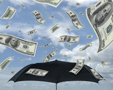 money clouds